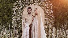 Pics: Deepika Padukone and Ranveer Singh's big fat wedding celebrations