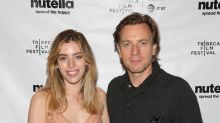 Ewan McGregor Walks the Red Carpet With 'Playboy' Model Daughter Clara