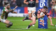 Tedesco helps get Roosters off the mark