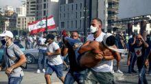 Au Liban, une contestation populaire relancée par l'explosion à Beyrouth