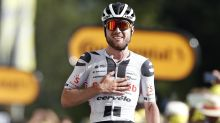 Marc Hirschi claims maiden stage win as Primoz Roglic retains yellow jersey