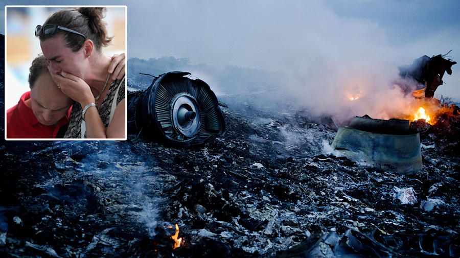 Four charged with downing flight MH17, killing all 298 on board