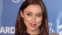 Una Healy says she's 'very happy' nearly 3 years on from 'traumatic' Ben Foden split