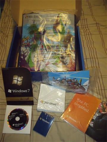 Windows 7 party pack fittingly arrives on party-filled Cayman Islands