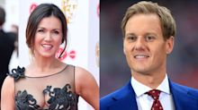 Dan Walker apologises to Susanna Reid for 'misreading her intentions' in 'rivalry' remarks