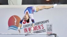 Larisa Iordache, once Simone Biles' top rival, qualifies for Olympics in last chance