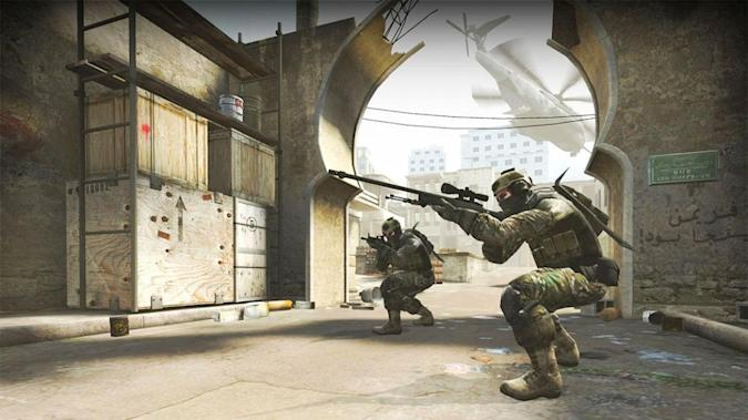 Coder brings 'Counter-Strike' to Android