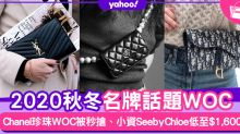 手袋2020 名牌手袋入門Chanel、Celine大推WOC!27款今季值得入手鏈帶銀包