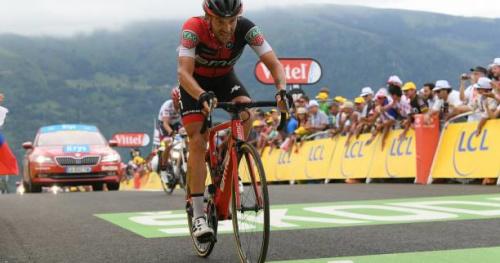 Cyclisme - Damiano Caruso : «Le Team Sky, c'est le PSG ou le Barça»