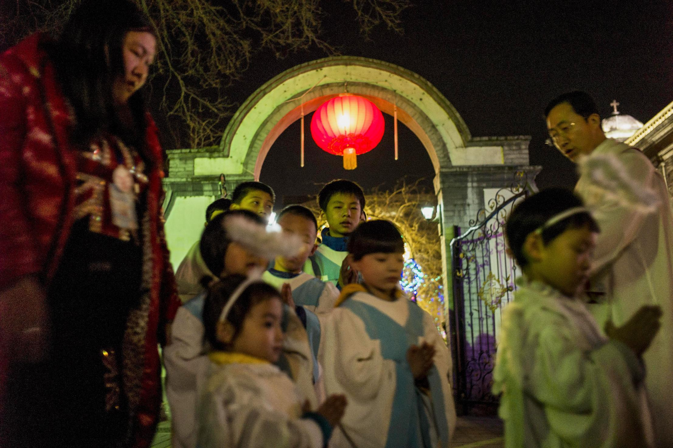 China city bans Christmas in schools, warns over 'Western' culture