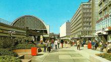 Postkartenmotive: Vom sehr speziellen Charme der Fußgängerzone