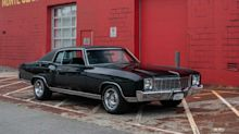 1972 Chevrolet Monte Carlo Is One Slick Cruiser