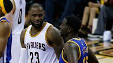 The only super-team that matters: LeBron and Draymond, comedy adversaries