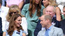 So verliebt zeigen sich William und Kate nach acht Jahren Ehe