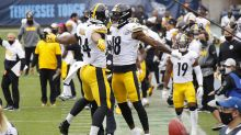 Steelers escape as only undefeated AFC team after Titans' Stephen Gostkowski misses FG