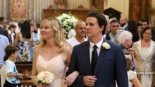Kirsten Dunst Makes a Gorgeous Bridesmaid at Her BFF's Rome Wedding