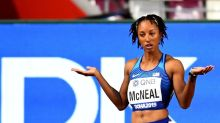 Athletics-Olympic champion McNeal's Tokyo ticket hinges on appeal