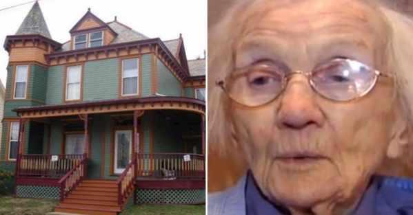 96 Yr Old Survivor Puts House On Sale, Look Inside
