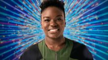 Strictly's Nicola Adams unfazed by backlash against same-sex coupling