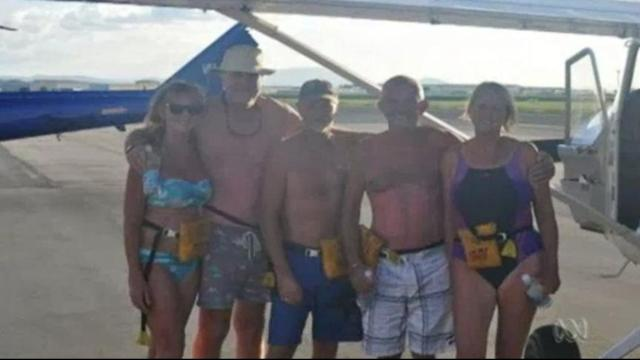 Snorkeling Party Rescued Off Australia's Coast