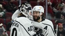 Kings' Doughty: 'We need to be better and get better'