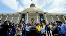 Maduro tightens grip in Venezuela with high court 'coup'