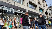 Pound slips as shoppers shun the high street in retail figures; Unilever sinks on poor sales growth
