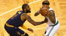 Twitter reacts to Kyrie Irving, Isaiah Thomas trade