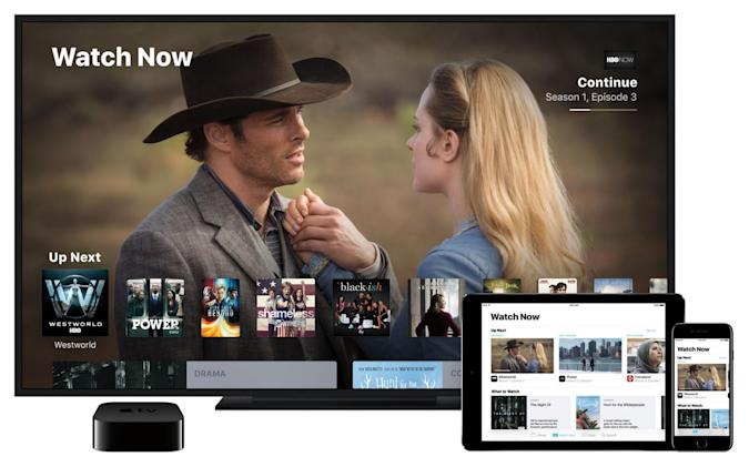Apple TV universal search now supports Apple Music, TBS and more