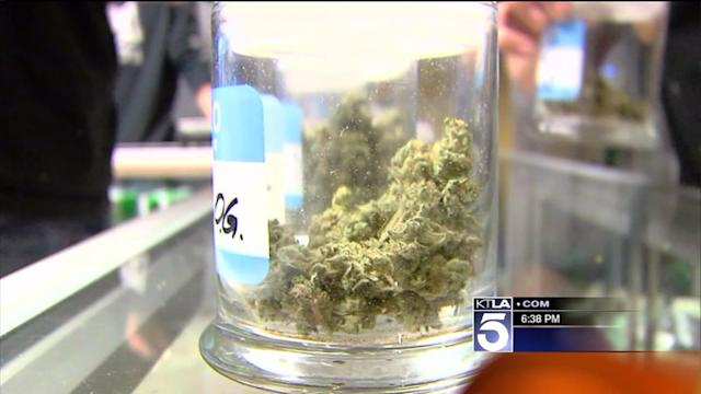 L.A. Officials Announce Plan to Crackdown on Pot Dispensaries