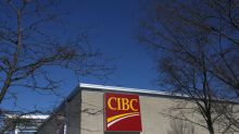 Canadian lender CIBC sees profit growth hitting a wall, shares slide