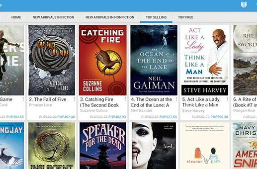 Google Play Books lands in eight Asian countries, New Zealand