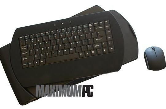 Maximum PC reviews the Phantom Lapboard, for real