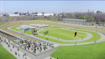 Velodrome: NASCAR for Cyclists
