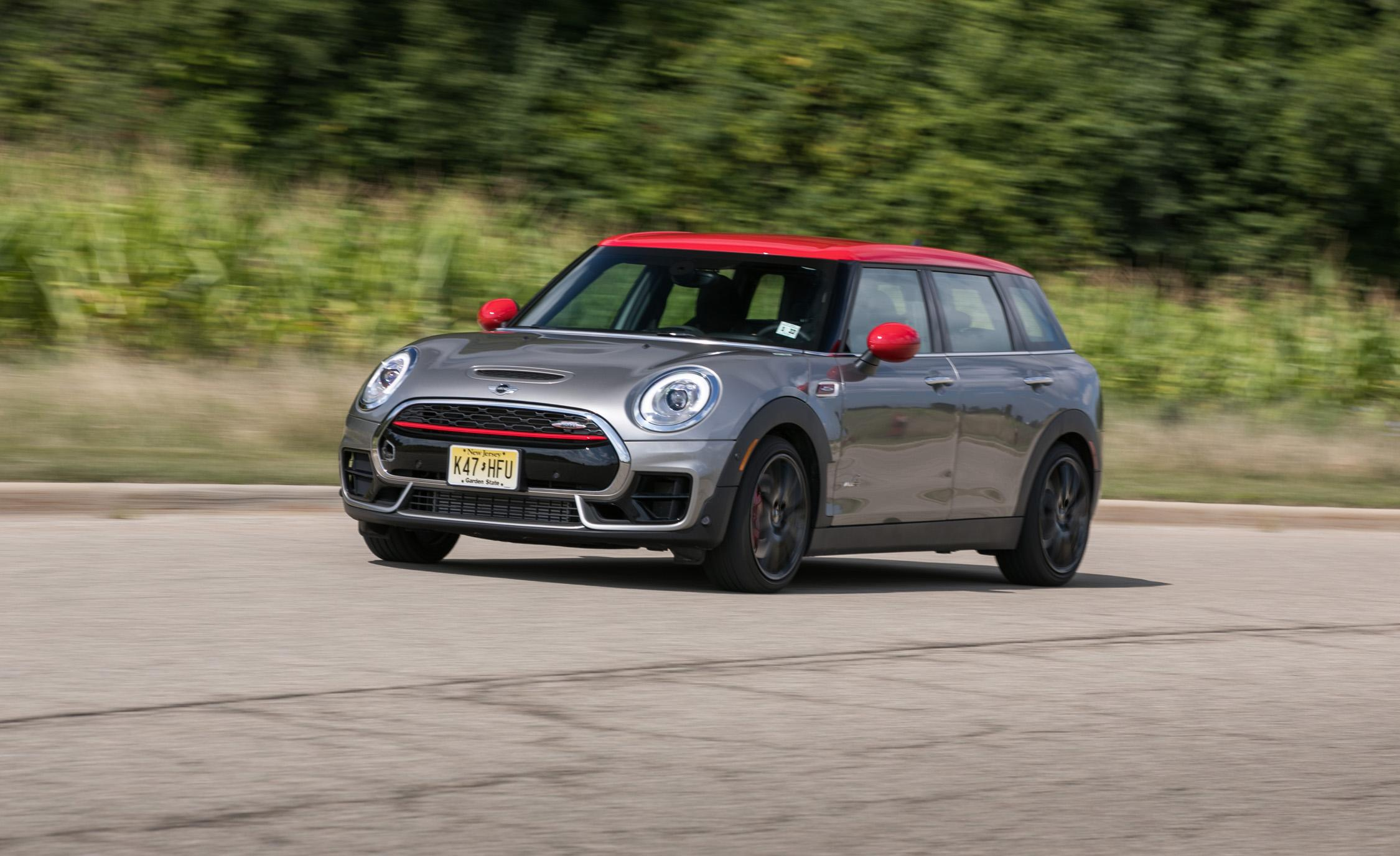 2017 mini clubman john cooper works all4 manual. Black Bedroom Furniture Sets. Home Design Ideas
