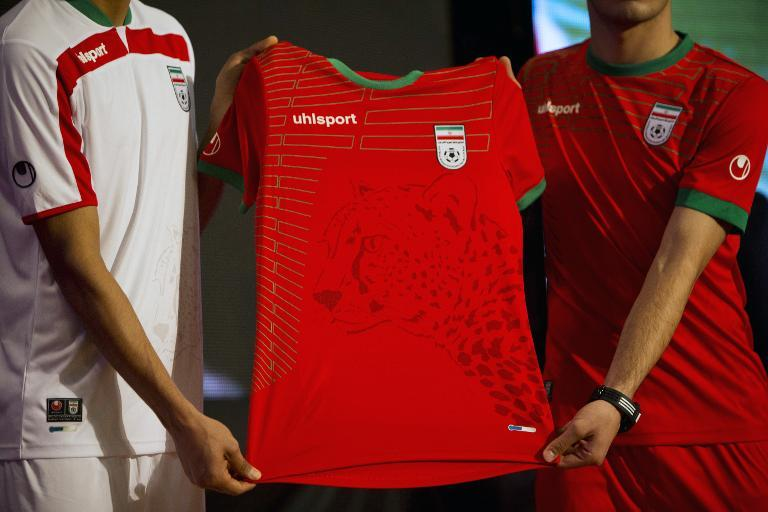 online store eaf0e d506a Uhlsport hits back over shoddy Iran football kit row