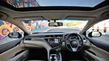 Toyota Camry 2019 Hybrid Interior