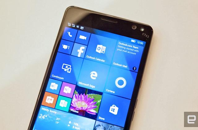 HP's Elite X3 Windows Phone launches next month for $699