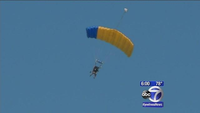 Long Island skydiving accident claims life of Rikers Island correction officer