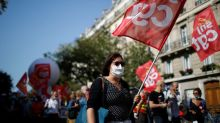 Burned out and abused: French COVID-19 testers strike over work conditions