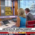 Rep. Debbie Dingell on formal impeachment charges against President Trump: Very sad day for our country