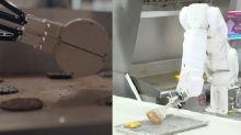 Robot cocinero fue 'despedido' luego de su primer día de trabajo por este increíble motivo