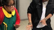 """La Chilindrina se vuelve viral """"perreando"""" como reggaetonera profesional a sus 67 años; ¡mírala!"""
