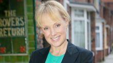 Coronation Street's Geoff Metcalfe warns Sally that Tim will choose him over her