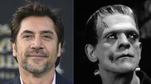 Javier Bardem pode ser o novo Frankenstein dos cinemas