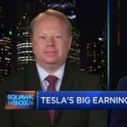 Why this research analyst rates Tesla as a hold