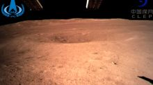 Chinese spacecraft becomes the first to land on the far side of the Moon