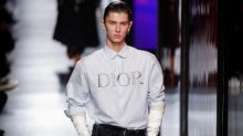 Ghost of stylist Judy Blame haunts Dior Men's collection