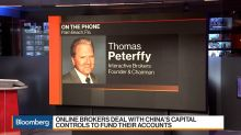 We See Fewer Accounts Opening in China, Says Interactive Brokers's Chairman