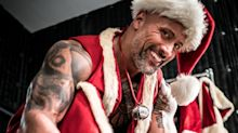 Dwayne 'The Rock' Johnson Releases a New Boozy 'Dwanta Claus' Holiday Ice Cream Line
